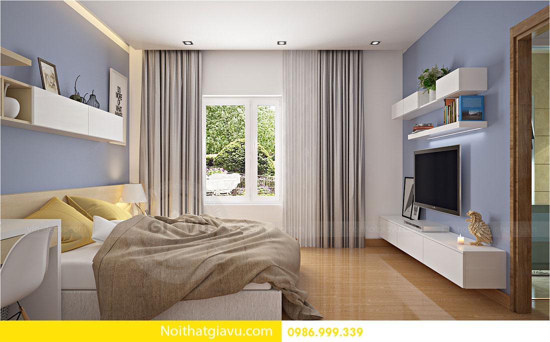 Thiết kế nội thất biệt thự Vinhomes Green Bay Mễ Trì 13