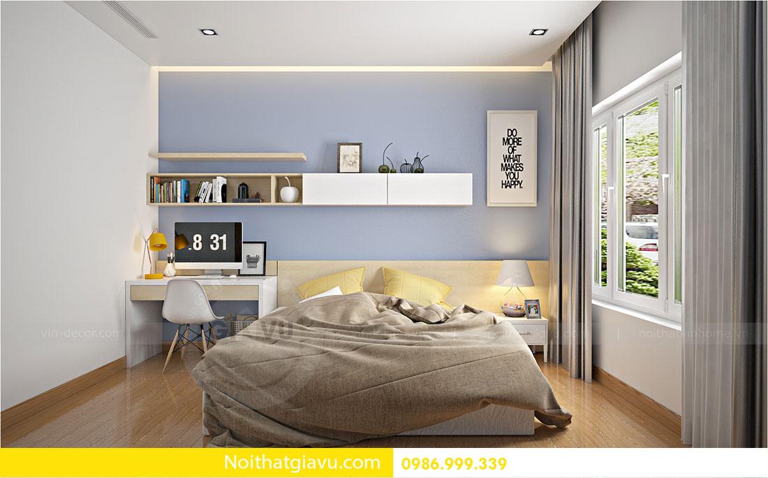 Thiết kế nội thất biệt thự Vinhomes Green Bay Mễ Trì 14