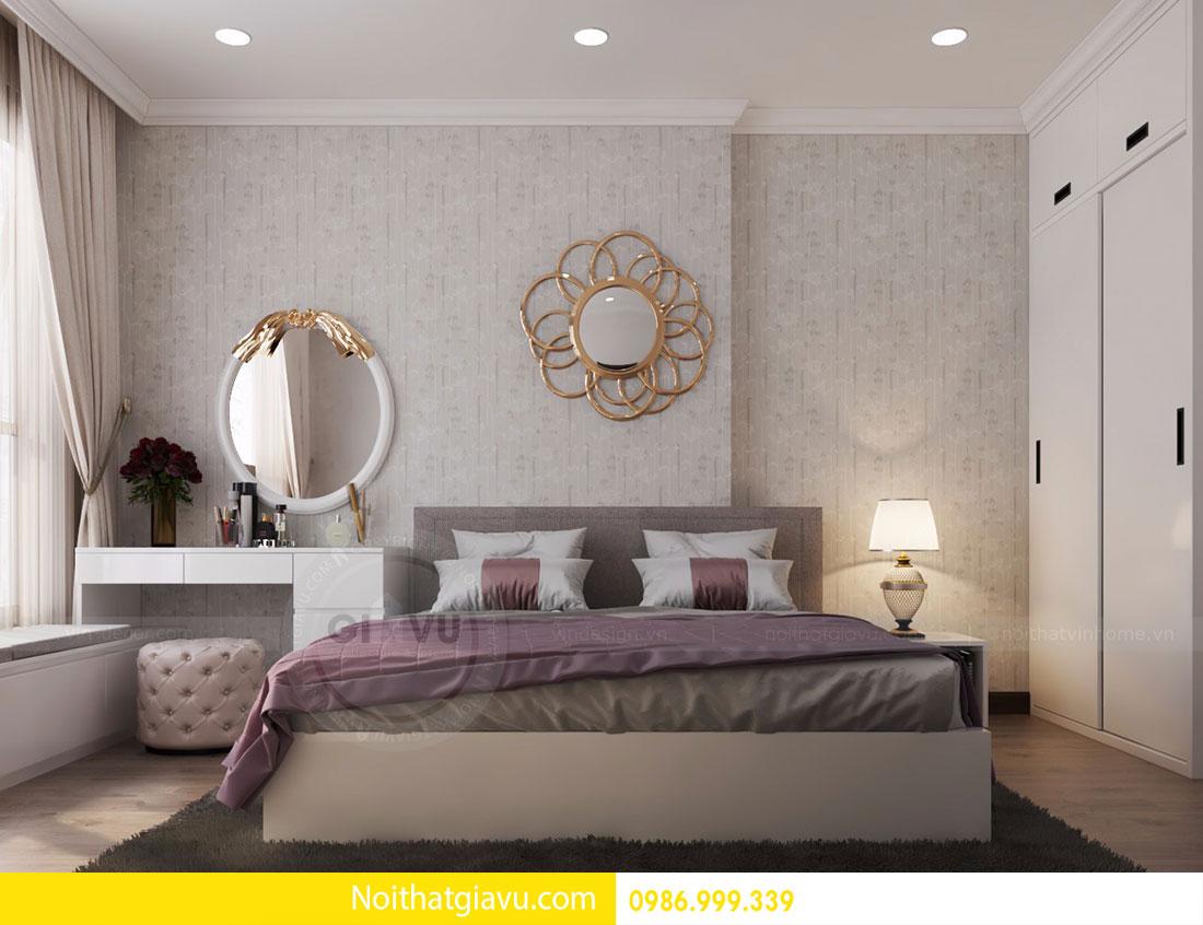 Thiết kế nội thất chung cư Gardenia 6