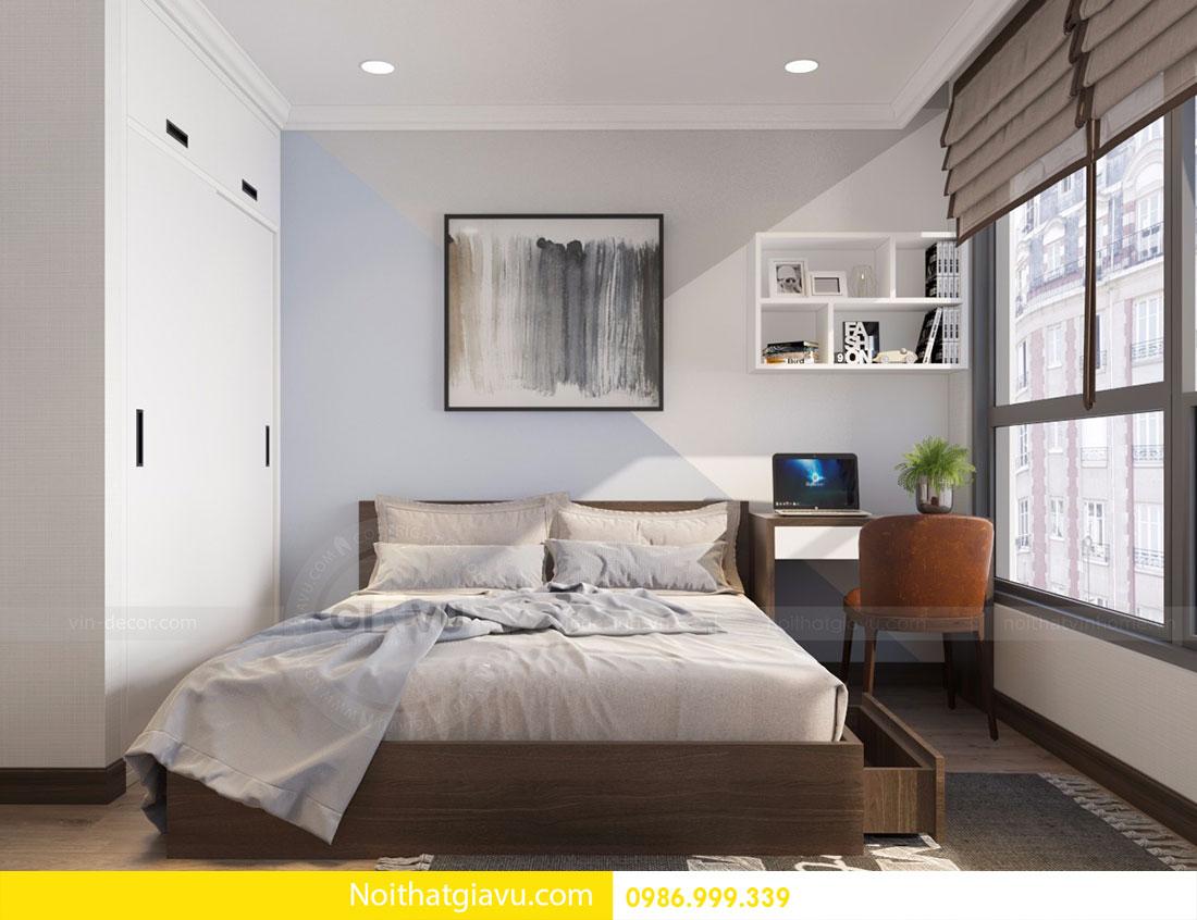 Thiết kế nội thất chung cư Gardenia 8