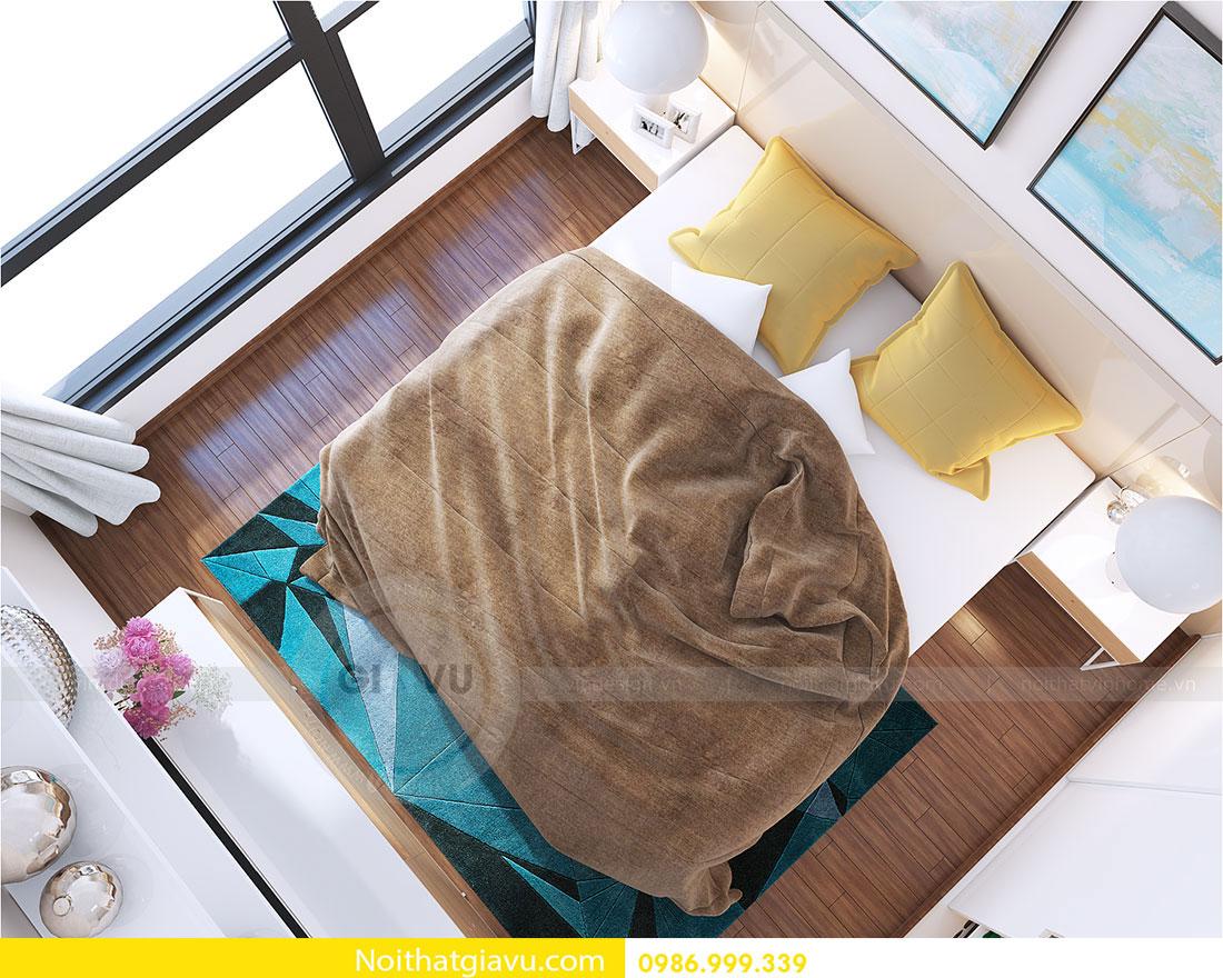 Chung cư Green Bay tận hưởng không gian nội thất sang trọng, tiện nghi 11