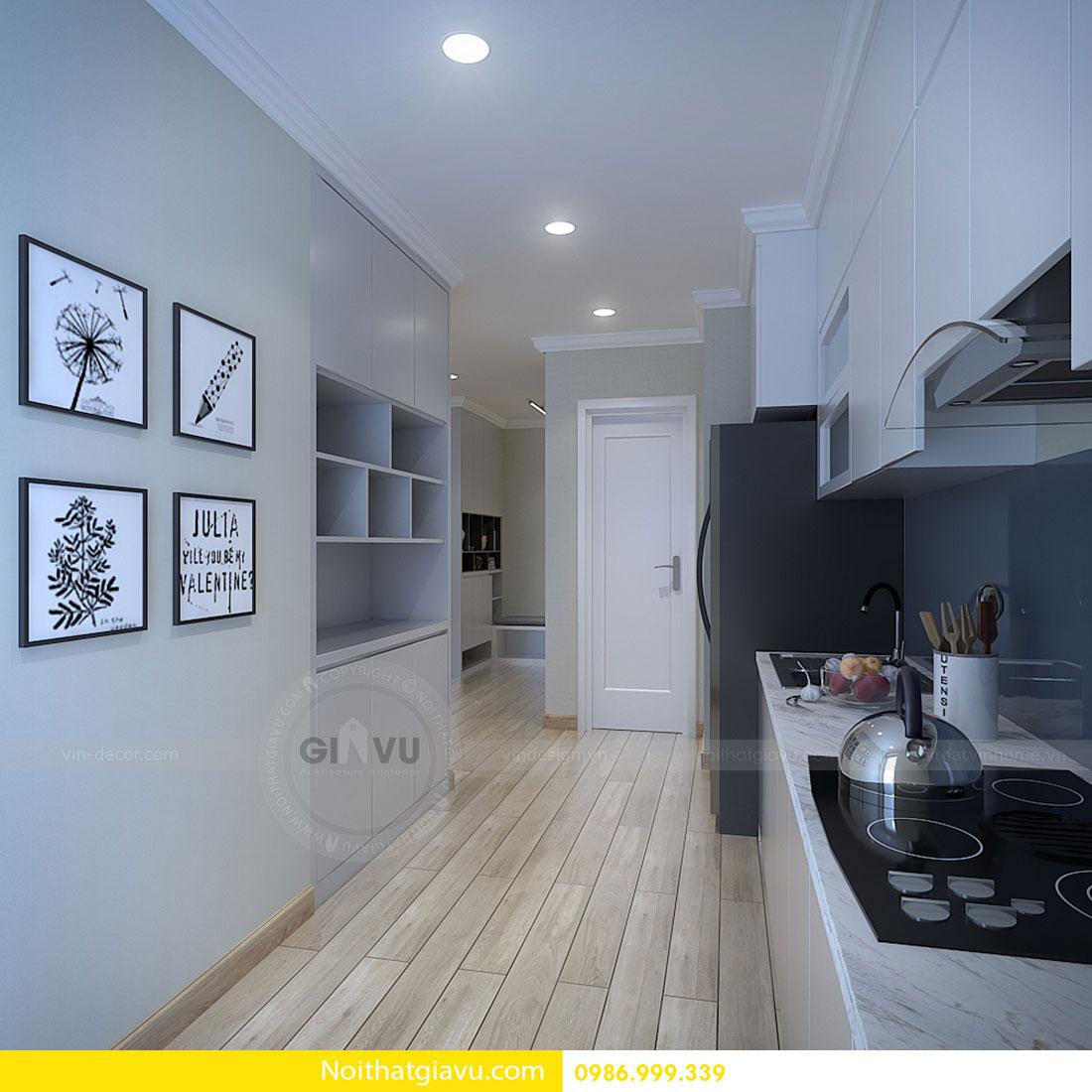 Chung cư Green Bay tận hưởng không gian nội thất sang trọng, tiện nghi 6