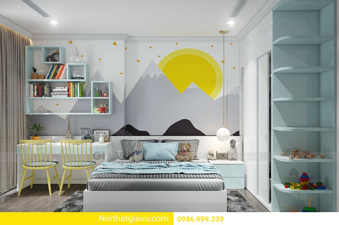 Chung cư Metropolis - Mẫu thiết kế nội thất mang phong cách hiện đại 12