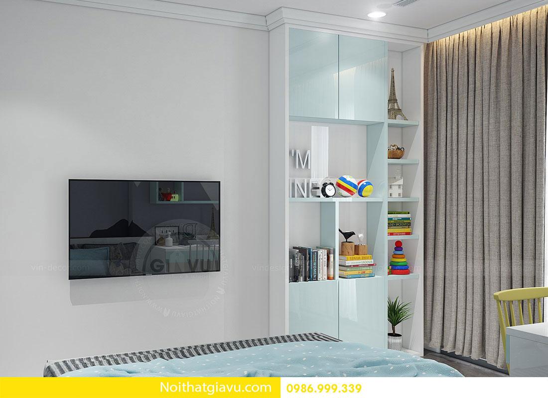 Chung cư Metropolis - Mẫu thiết kế nội thất mang phong cách hiện đại 13