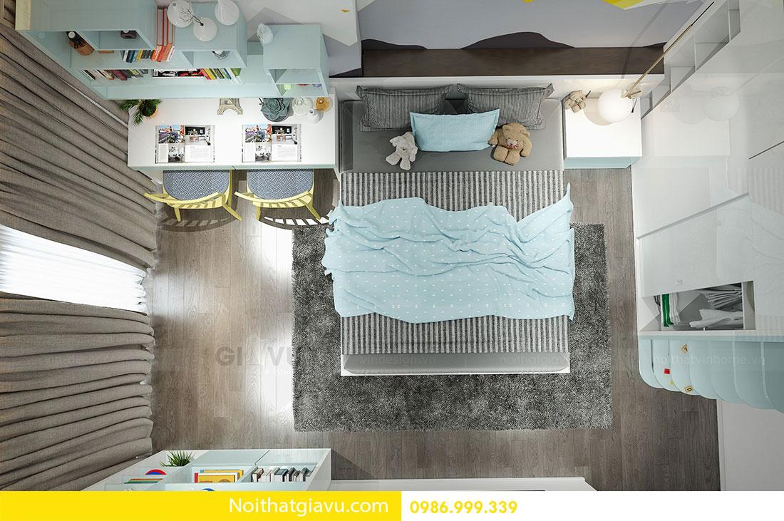 Chung cư Metropolis - Mẫu thiết kế nội thất mang phong cách hiện đại 14