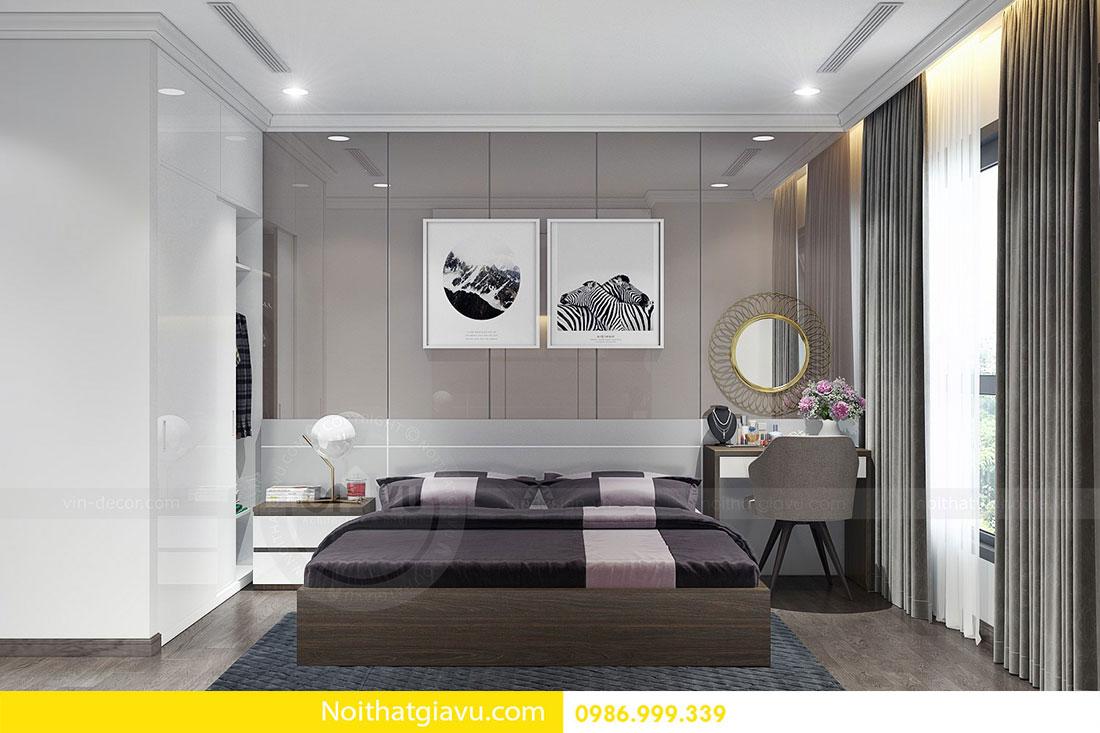 Chung cư Metropolis - Mẫu thiết kế nội thất mang phong cách hiện đại 15