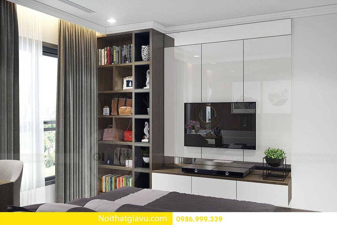 Chung cư Metropolis - Mẫu thiết kế nội thất mang phong cách hiện đại 16