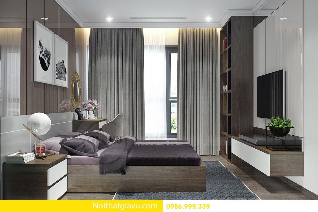 Chung cư Metropolis - Mẫu thiết kế nội thất mang phong cách hiện đại 17