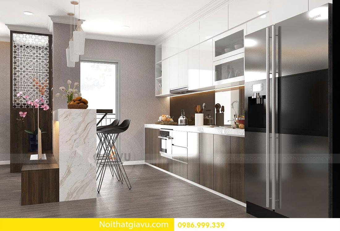 Chung cư Metropolis - Mẫu thiết kế nội thất mang phong cách hiện đại 7