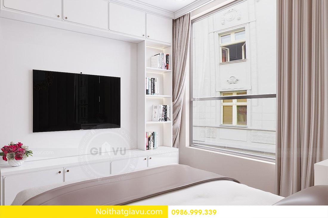 Nội thất căn hộ chung cư Green Bay 6