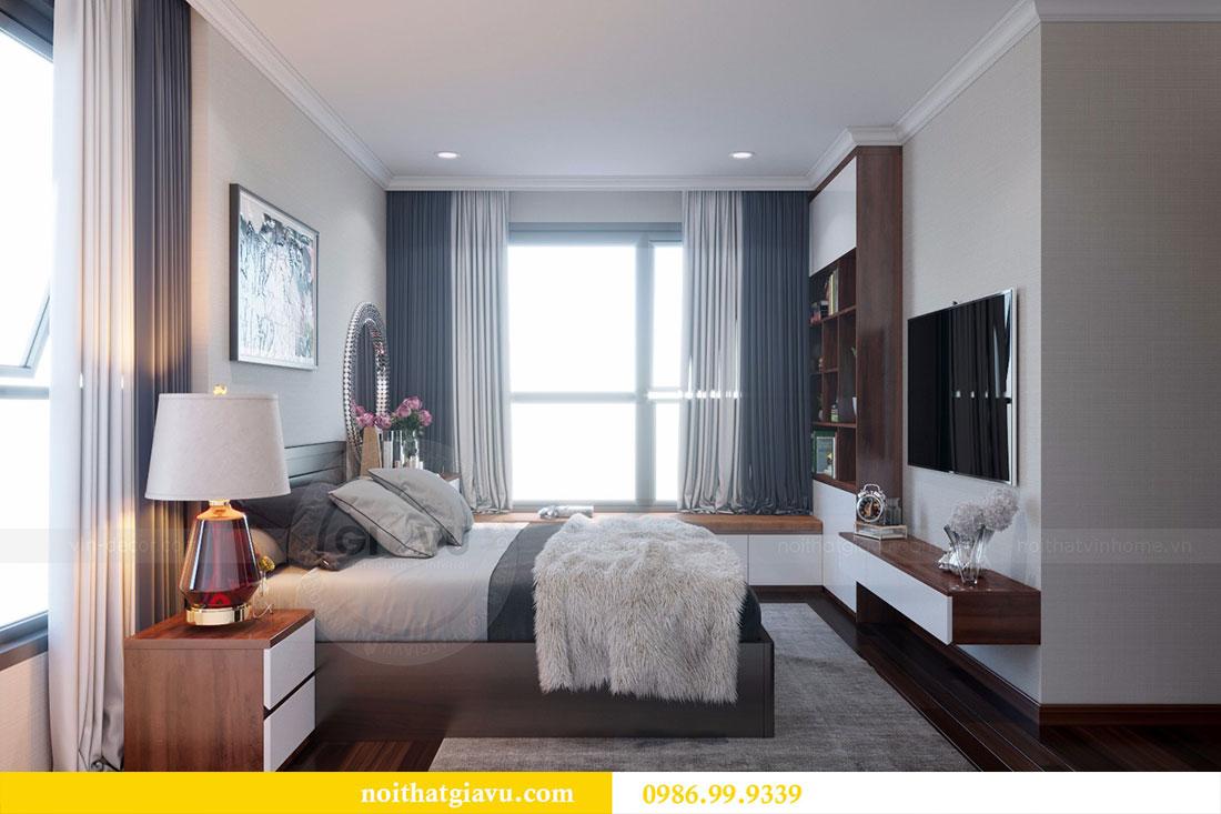 Thiết kế nội thất chung cư Vinhomes D Capitale 10