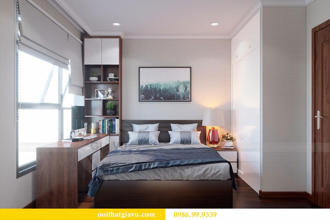 Thiết kế nội thất chung cư Vinhomes D Capitale 11