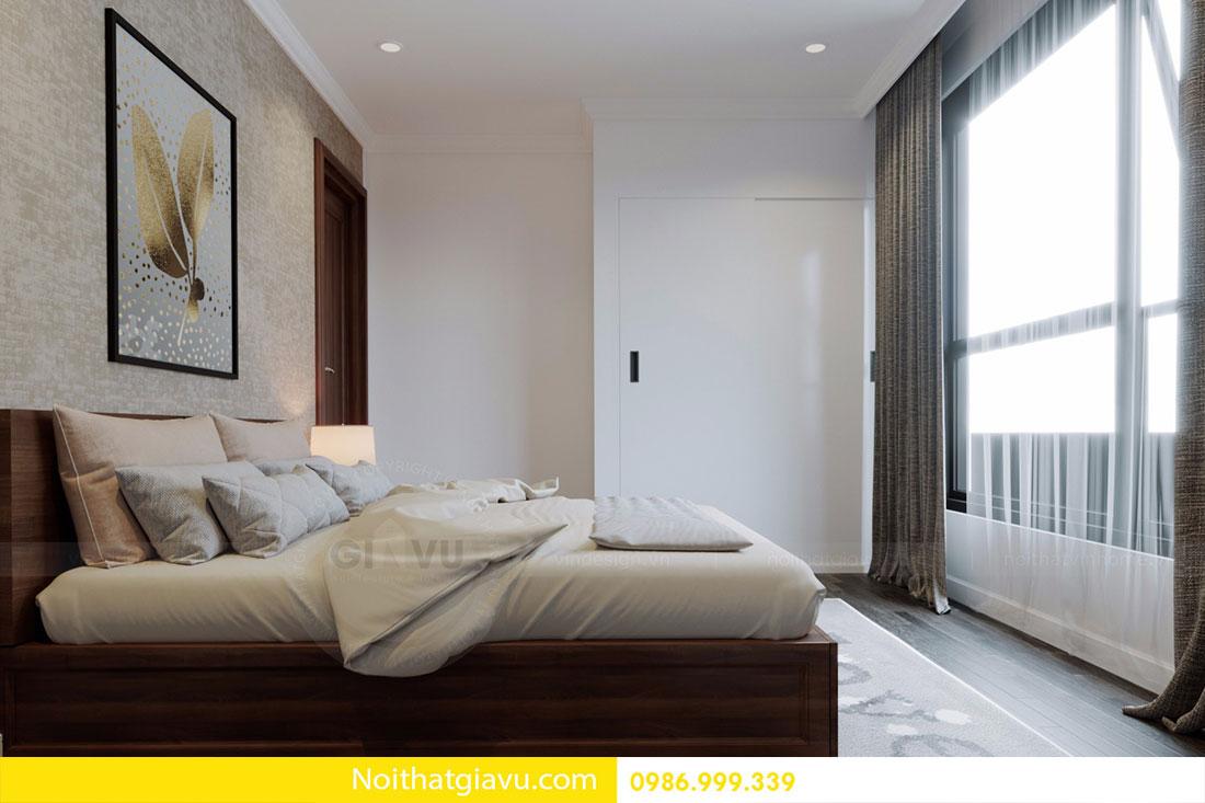 Thiết kế nội thất chung cư Vinhomes D Capitale 14