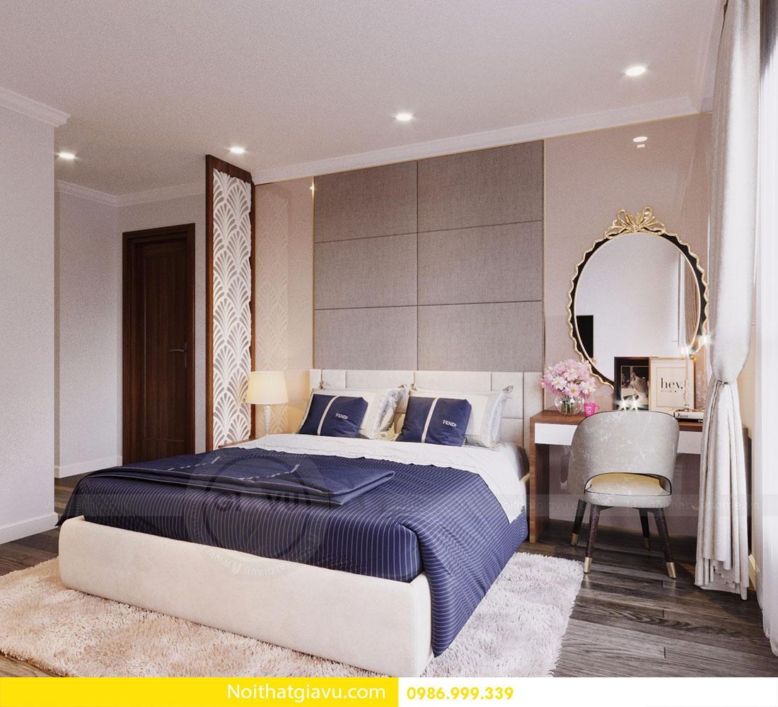 Thiết kế nội thất chung cư Vinhomes D Capitale 16