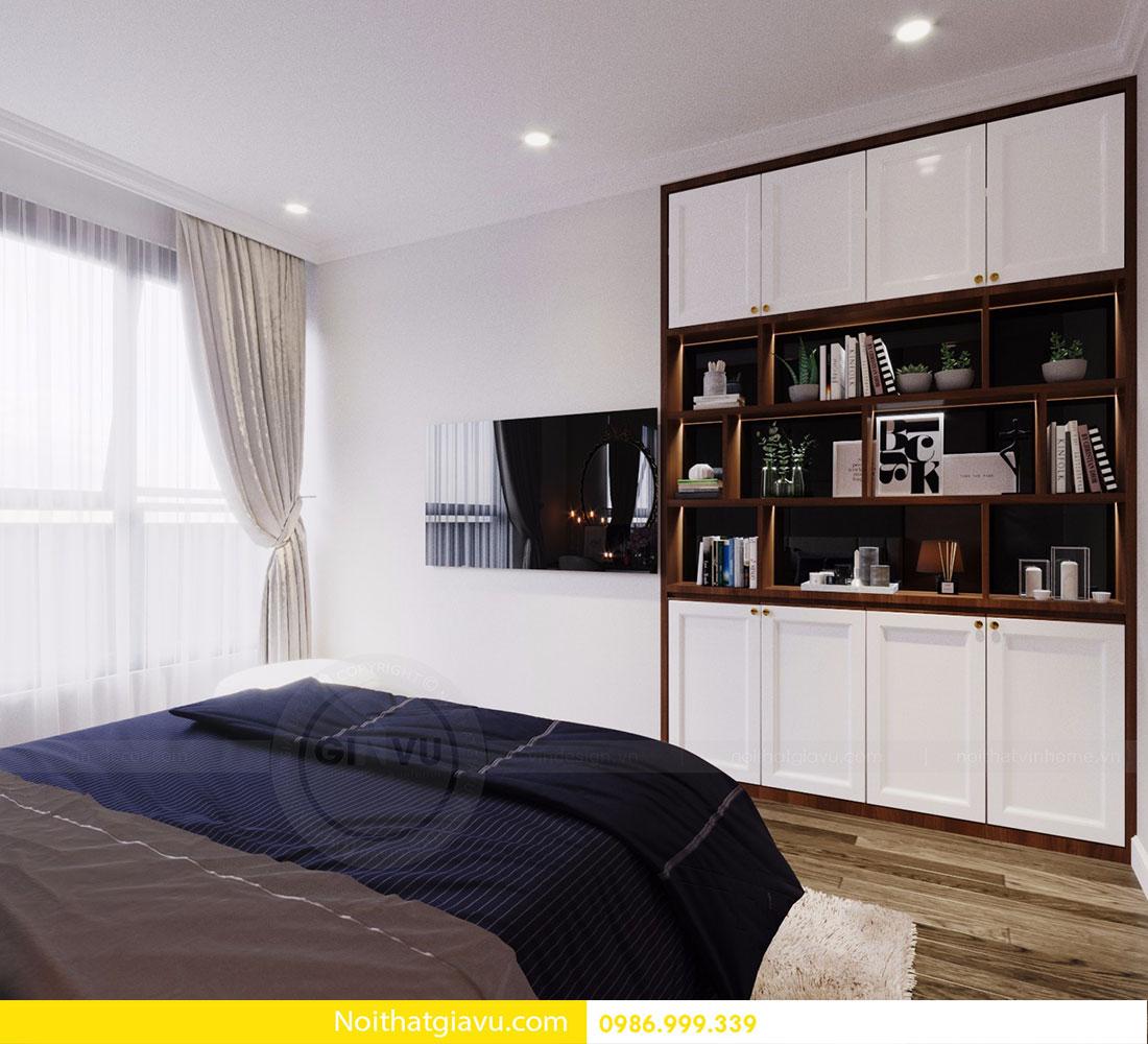 Thiết kế nội thất chung cư Vinhomes D Capitale 17