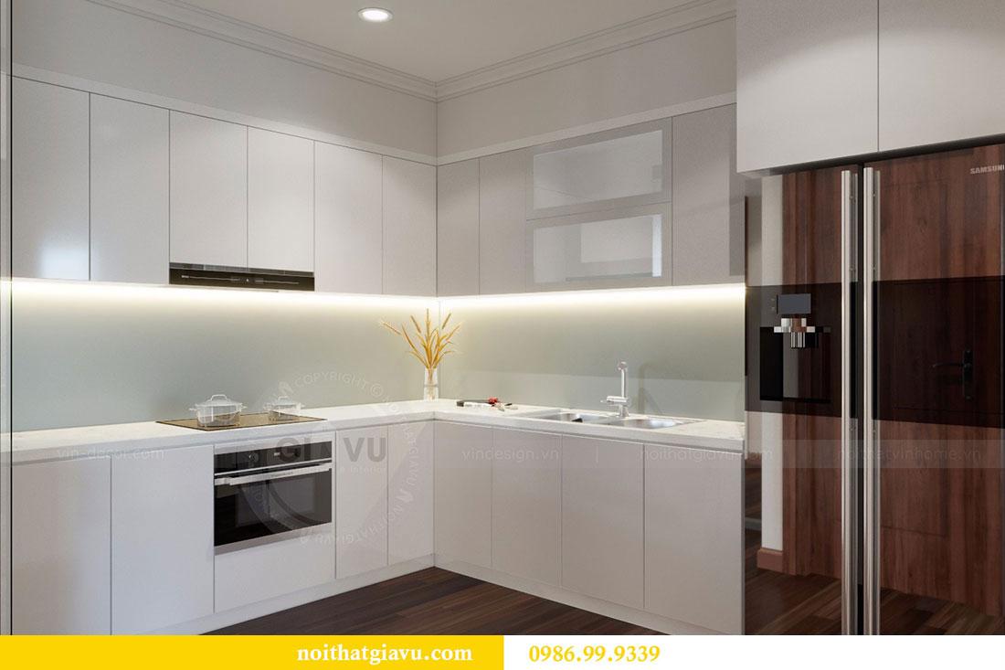 Thiết kế nội thất chung cư Vinhomes D Capitale 2