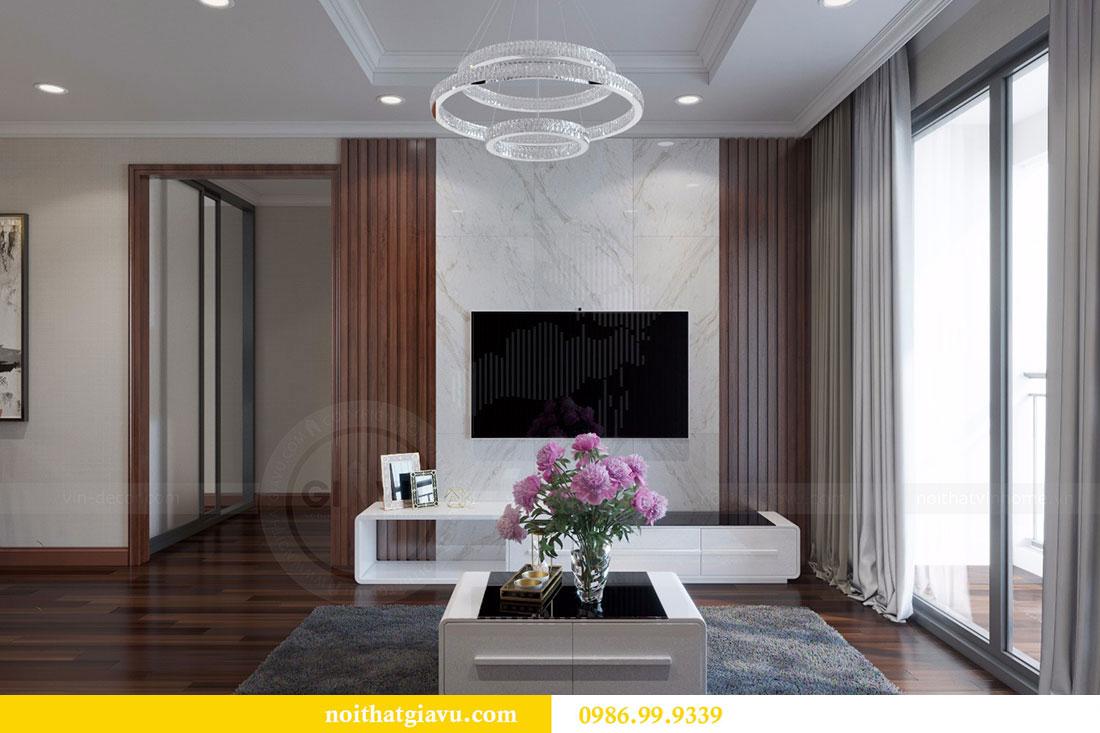 Thiết kế nội thất chung cư Vinhomes D Capitale 5