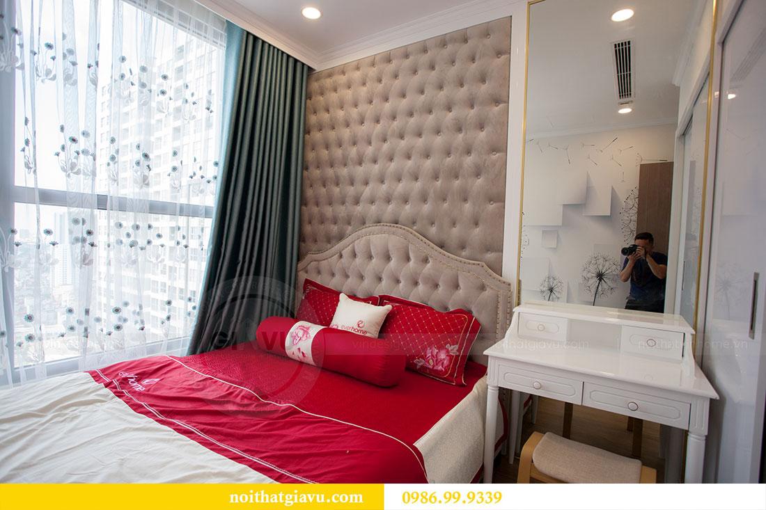 Thi công hoàn thiện nội thất chung cư Gardenia căn 21 tòa A3 12
