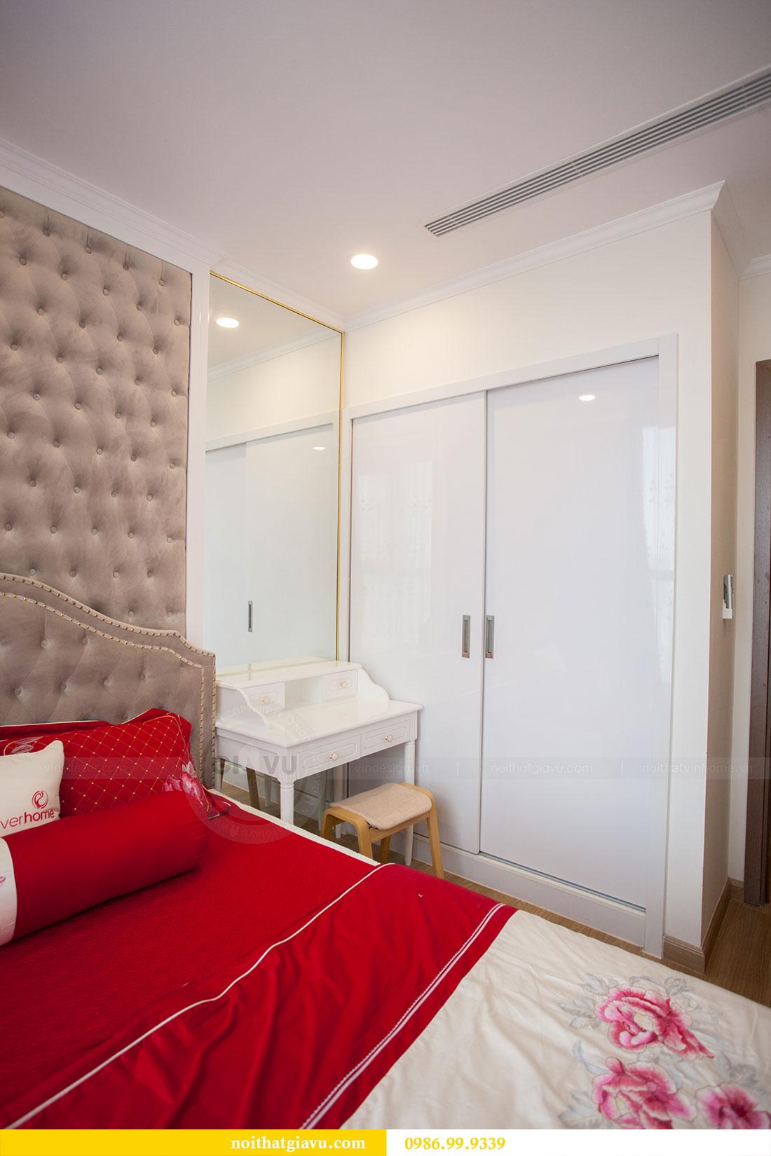 Thi công hoàn thiện nội thất chung cư Gardenia căn 21 tòa A3 13