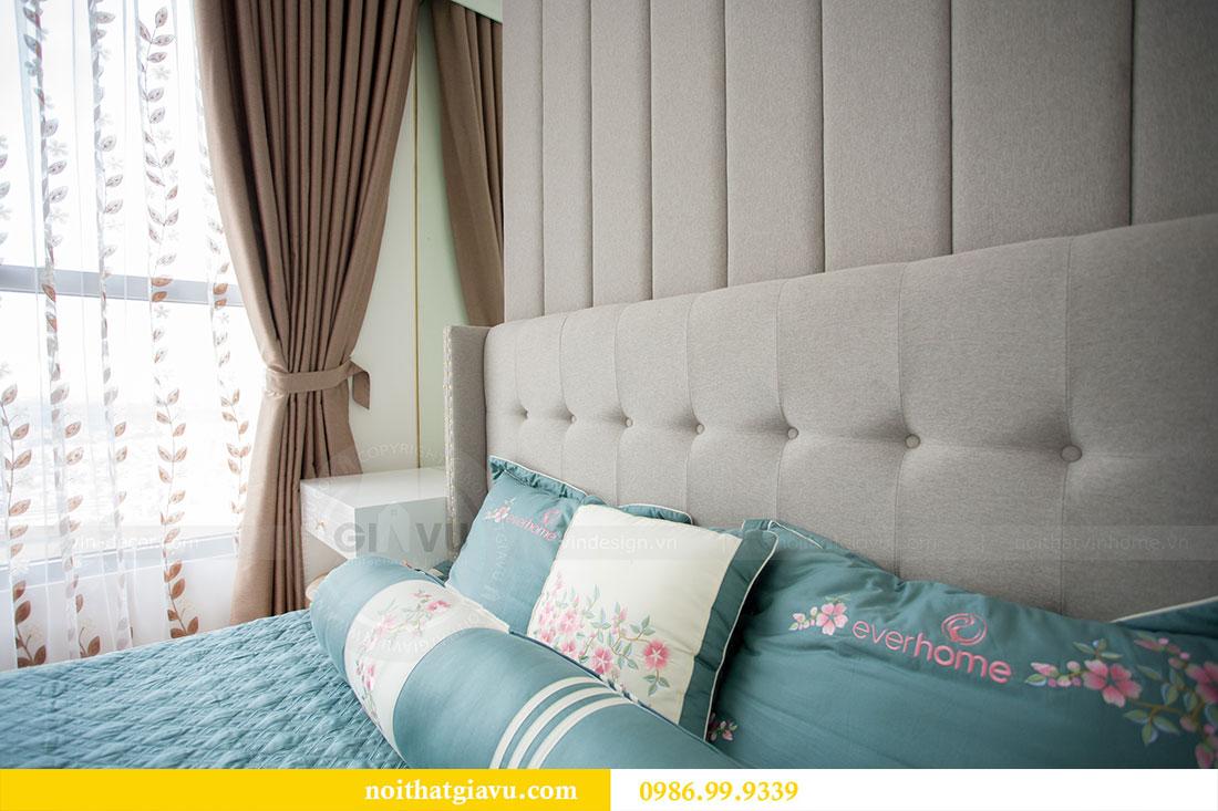 Thi công hoàn thiện nội thất chung cư Gardenia căn 21 tòa A3 7