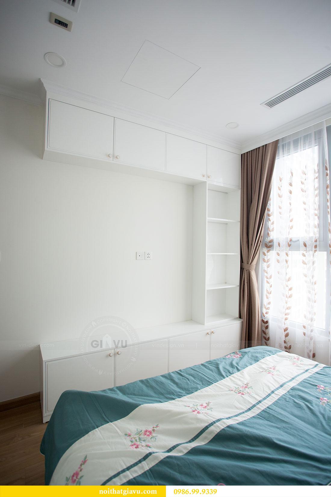Thi công hoàn thiện nội thất chung cư Gardenia căn 21 tòa A3 8