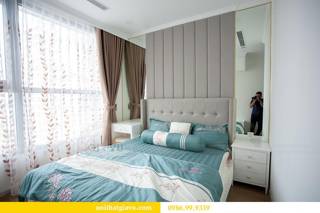 Thi công hoàn thiện nội thất chung cư Gardenia căn 21 tòa A3 9
