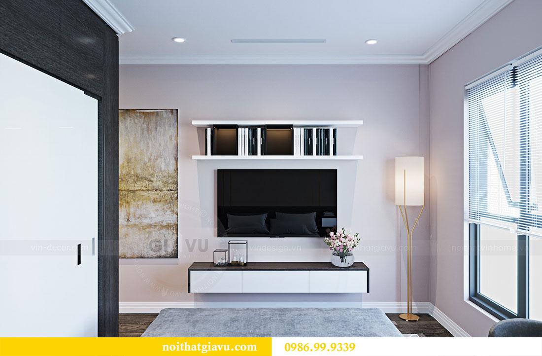 Thiết kế nội thất chung cư Sky Lake đẹp hiện đại - Lh 0986999339 view 8