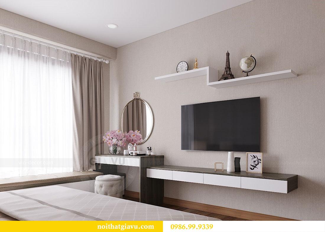 Thiết kế thi công nội thất chung cư Dcapitale căn 3 ngủ 10