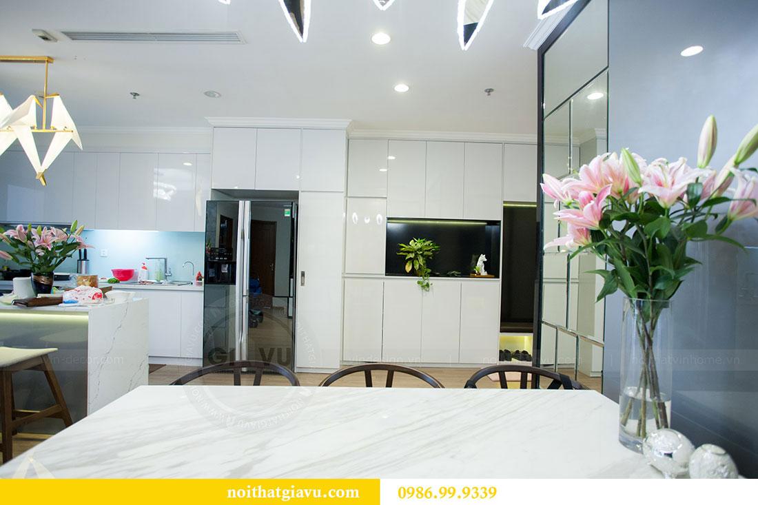 Hoàn thiện nội thất chung cư căn 04 tòa park 7 nhà anh Giang 3