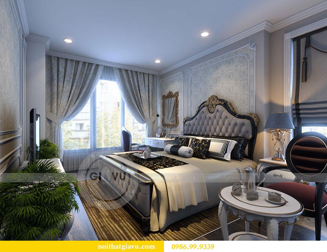 Thiết kế nội thất Vinhomes Dcapitale căn 04 tòa C3 view 8
