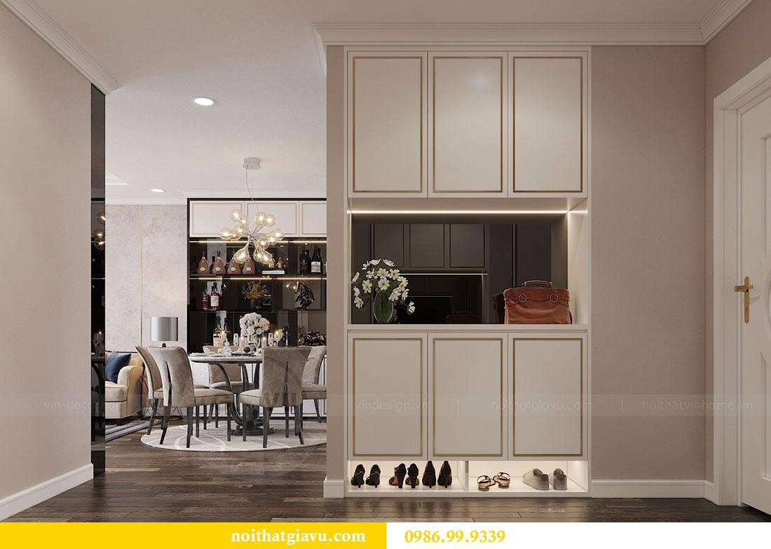 Thiết kế nội thất Vinhomes Green Bay Mễ Trì - Lh 0986999339 view 2