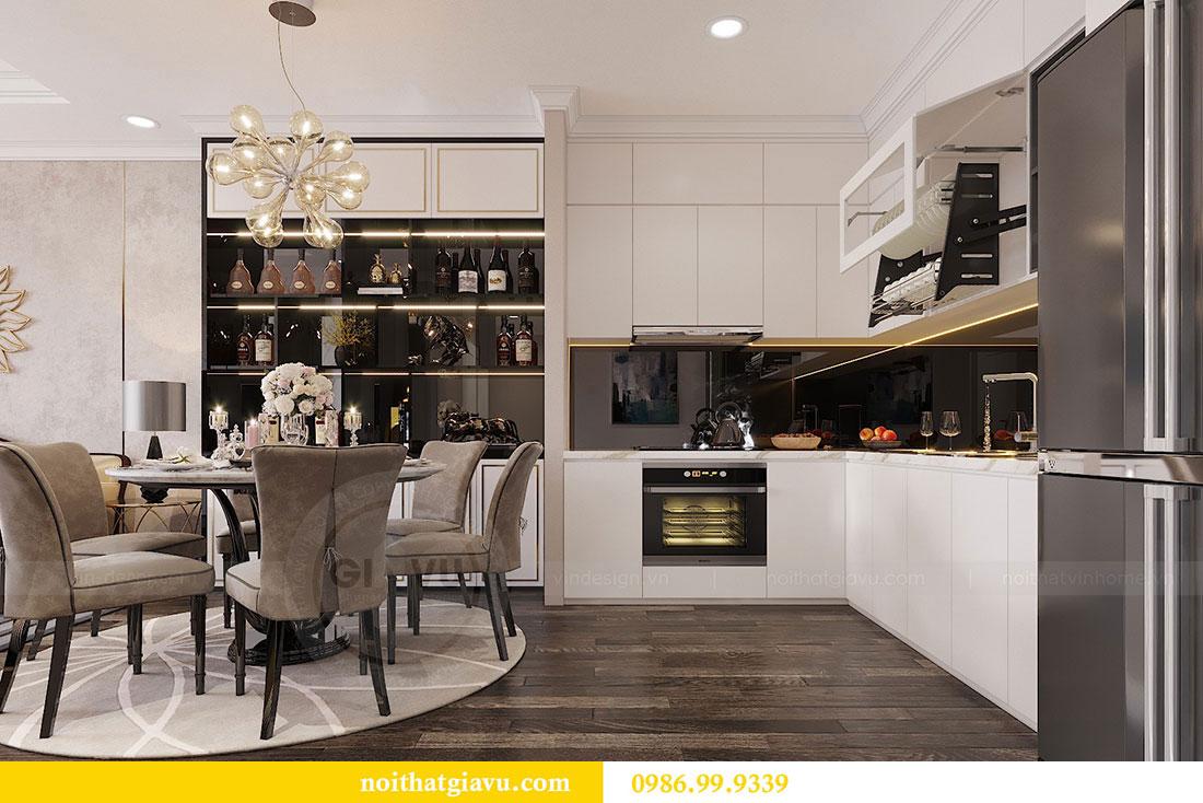 Thiết kế nội thất Vinhomes Green Bay Mễ Trì - Lh 0986999339 view 3