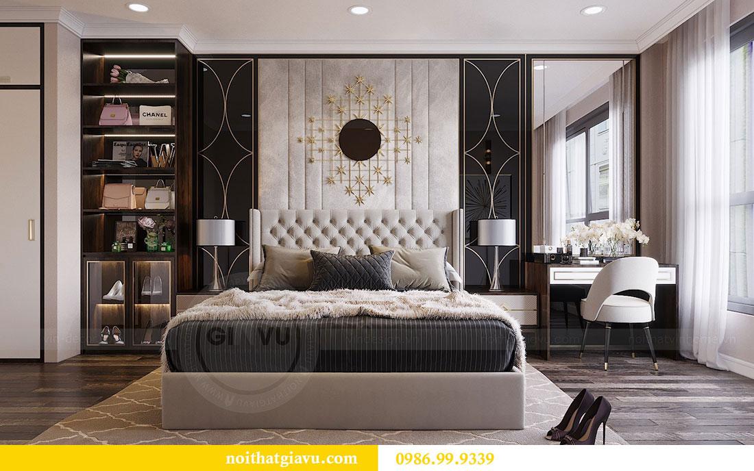 Thiết kế nội thất Vinhomes Green Bay Mễ Trì - Lh 0986999339 view 9