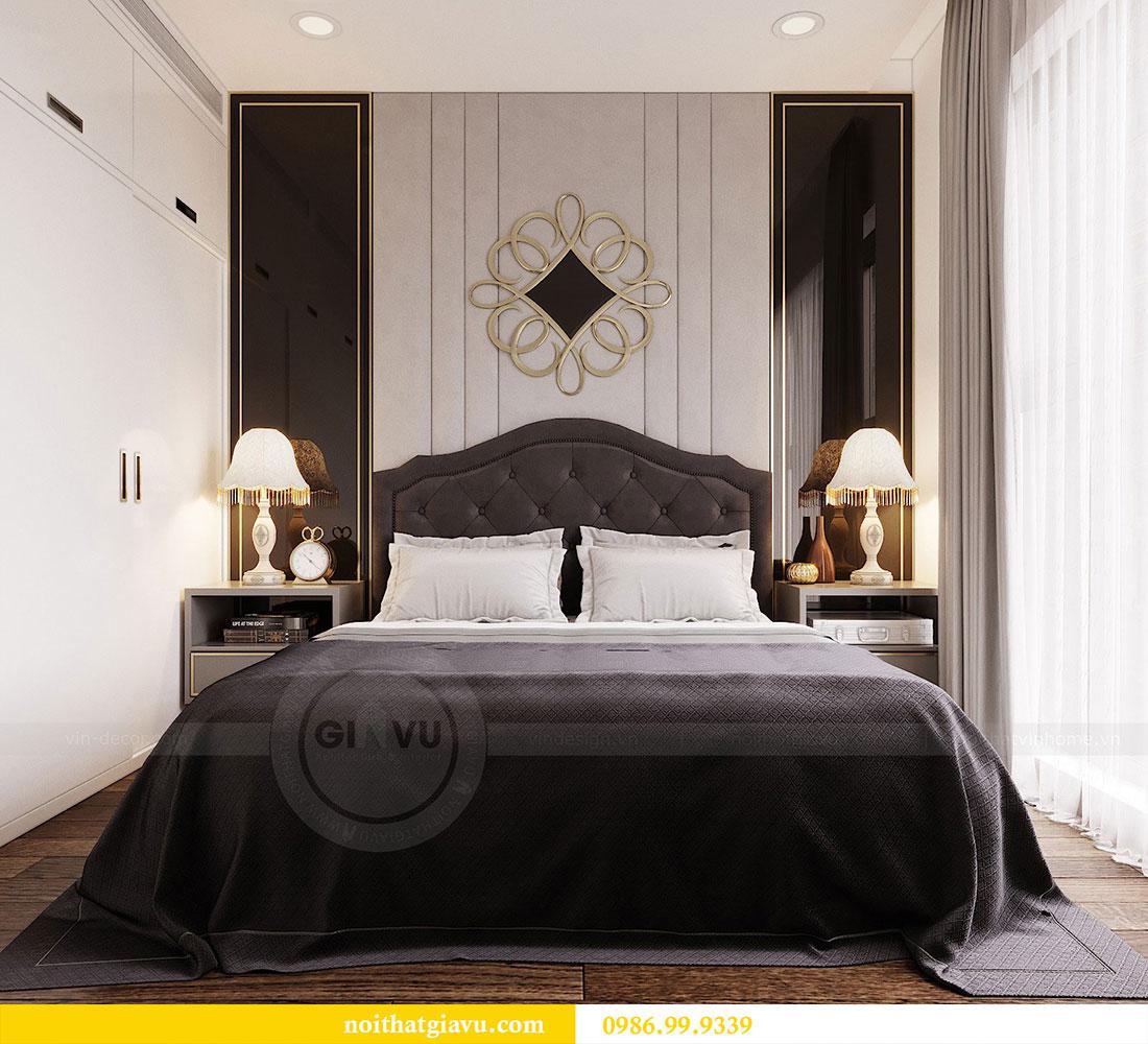 Thiết kế nội thất chung cư Sun Grand City căn 08 tòa C1 - chị Thoa 8