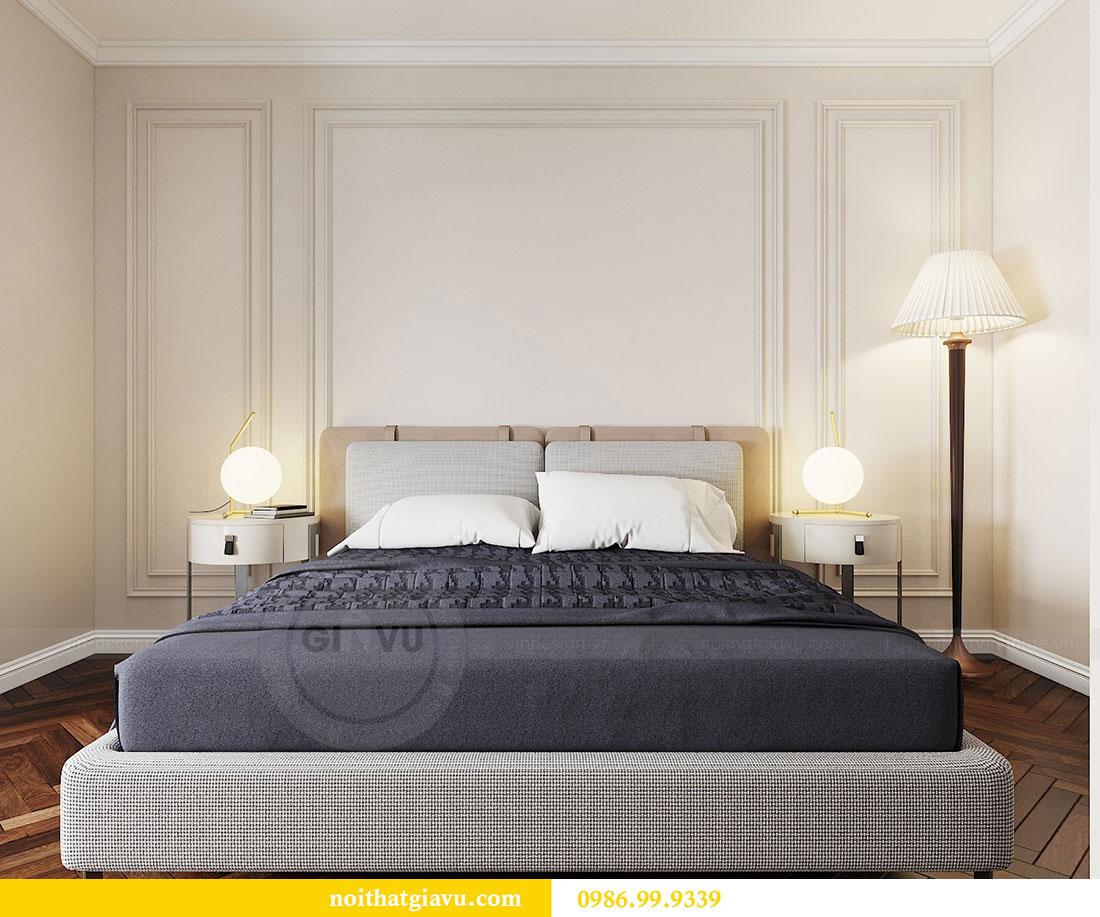 Thiết kế nội thất chung cư Vinhomes D capitale tòa C6 - Chị Nhi 16