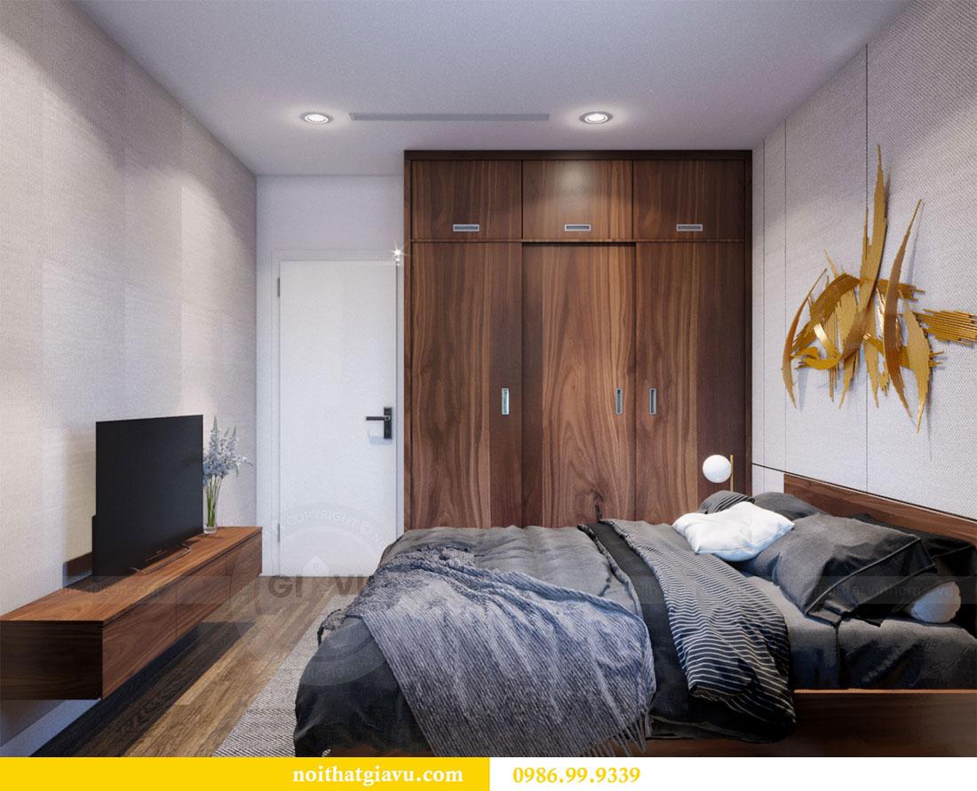 Thiết kế nội thất Vinhomes D Capitale căn 08 tòa C1 - Anh Thắng 12