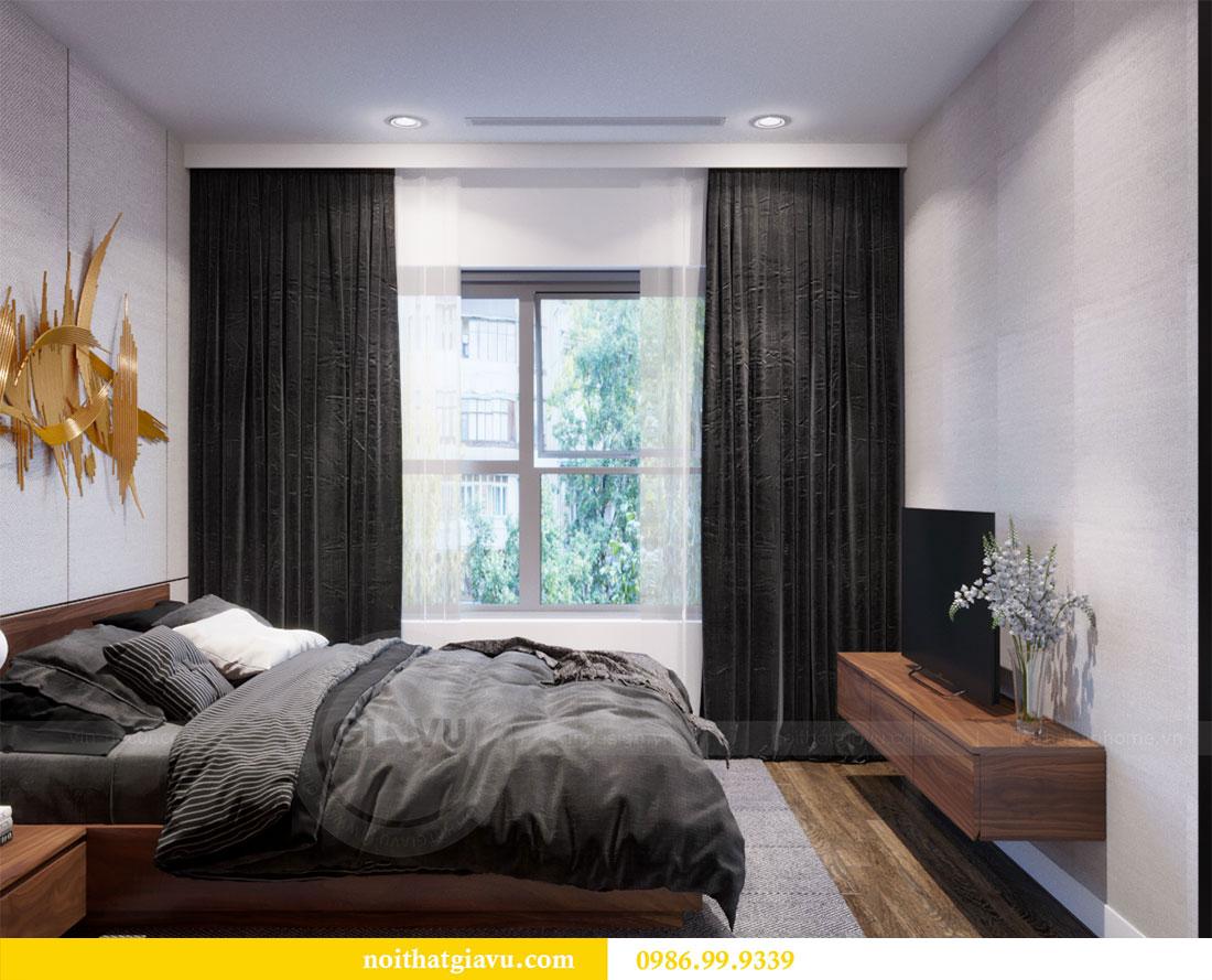 Thiết kế nội thất Vinhomes D Capitale căn 08 tòa C1 - Anh Thắng 13