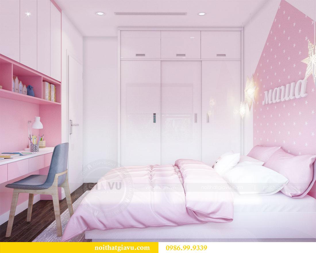 Thiết kế nội thất Vinhomes D Capitale căn 08 tòa C1 - Anh Thắng 16