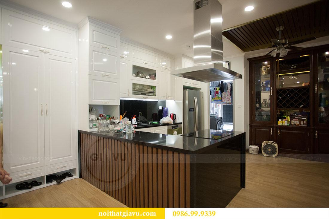 Hoàn thiện nội thất chung cư Vinhomes Gardenia tòa A2 nhà anh Tuấn 3