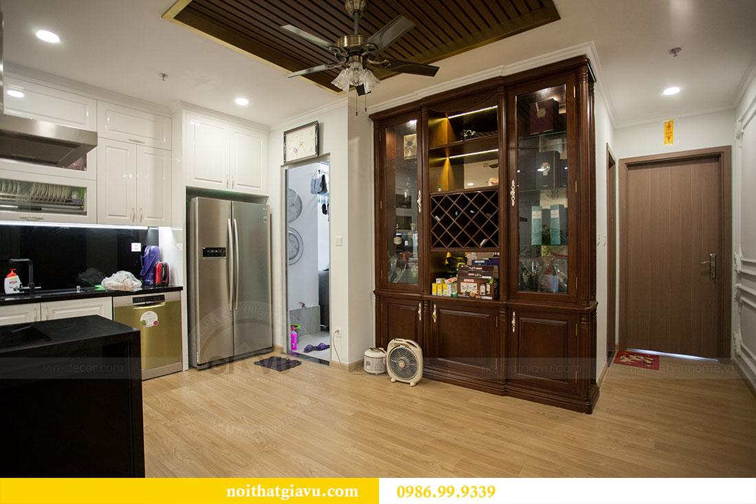 Hoàn thiện nội thất chung cư Vinhomes Gardenia tòa A2 nhà anh Tuấn 4