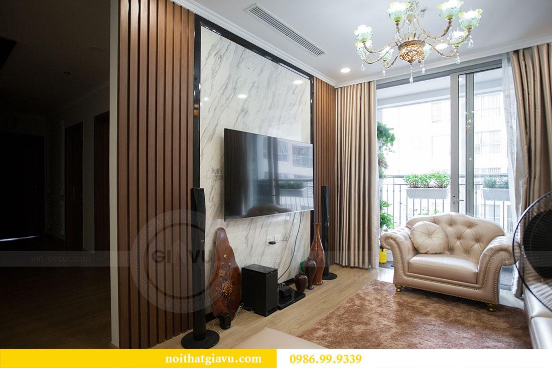 Hoàn thiện nội thất chung cư Vinhomes Gardenia tòa A2 nhà anh Tuấn 7