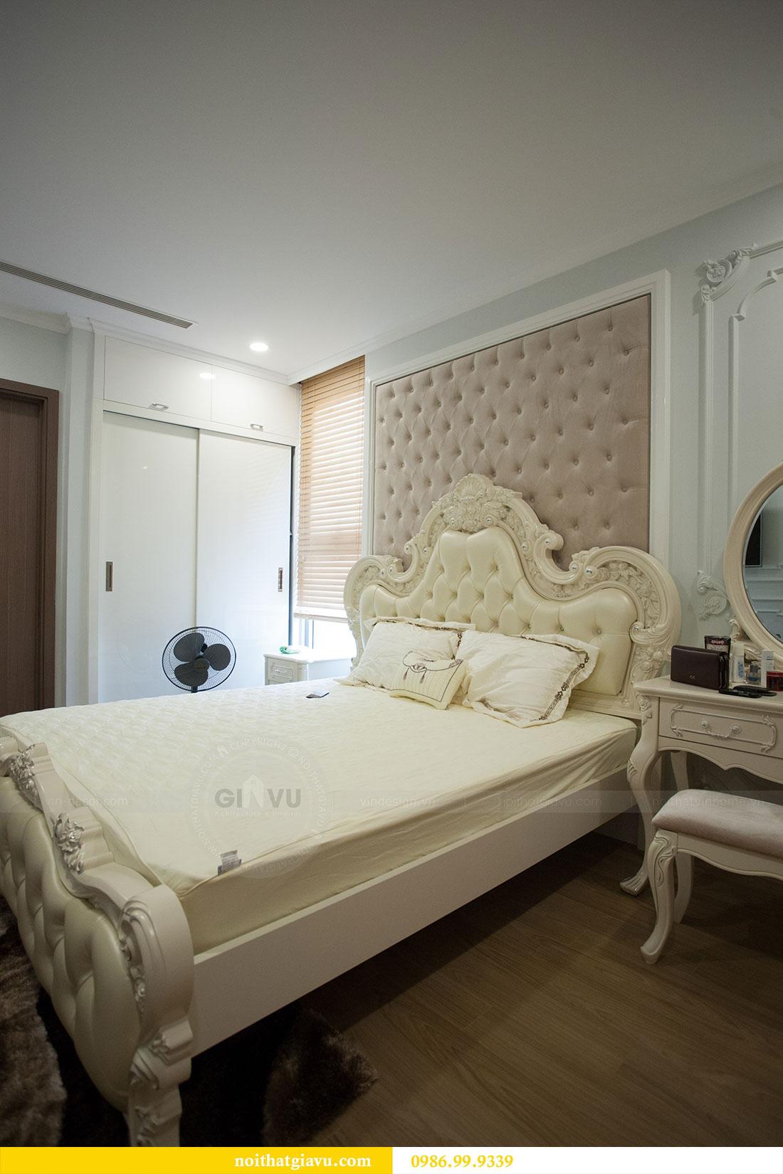 Hoàn thiện nội thất chung cư Vinhomes Gardenia tòa A2 nhà anh Tuấn 8