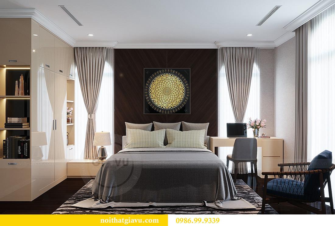 Thiết kế nội thất biệt thự Imperia Hải Phòng phân khu The Venice 22