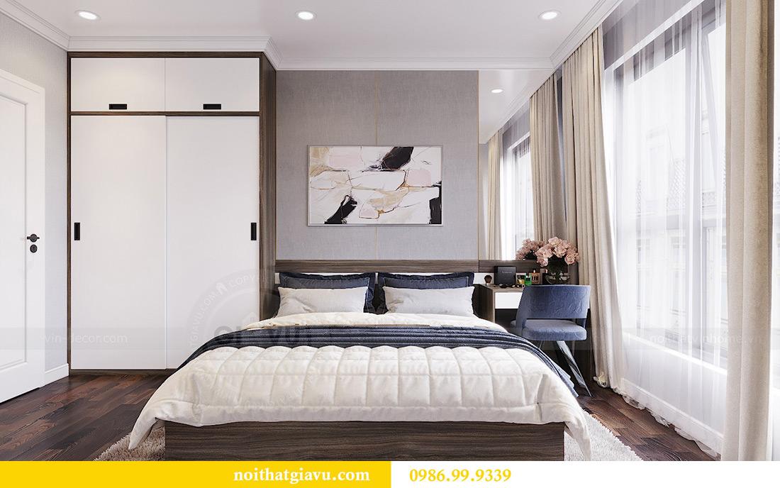 Thiết kế căn hộ Vinhomes Dcapitale căn 3 ngủ tòa C1 08 anh Thông 6