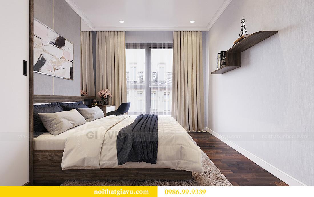 Thiết kế căn hộ Vinhomes Dcapitale căn 3 ngủ tòa C1 08 anh Thông 7