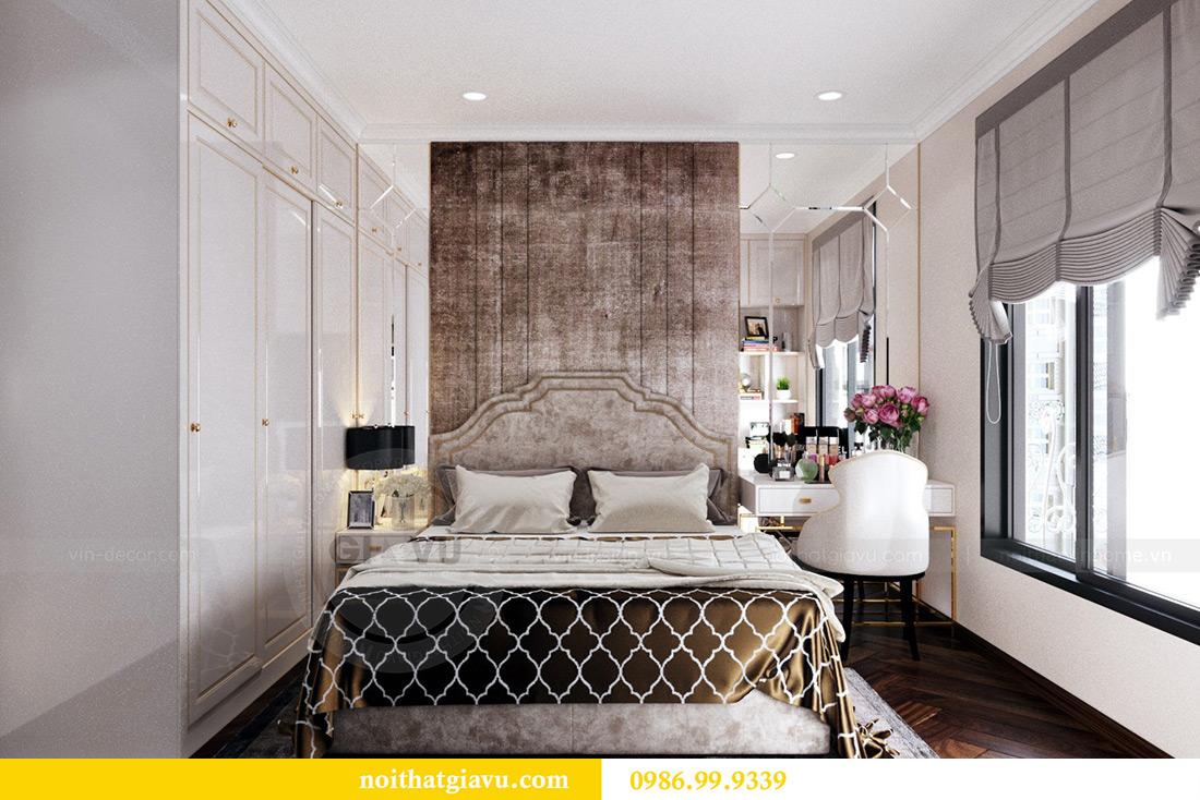 Thiết kế nội thất căn hộ chung cư Lương Yên tòa T2 căn 10 - Anh Nam 10