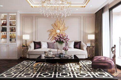 Thiết kế nội thất căn hộ chung cư Lương Yên tòa T2 căn 10 – Anh Nam