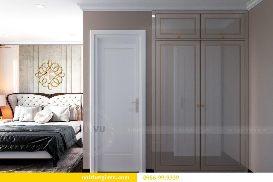 Thiết kế nội thất căn hộ chung cư Lương Yên tòa T2 căn 10 - Anh Nam 7