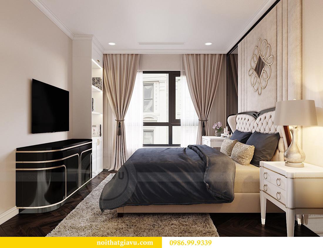 Thiết kế nội thất căn hộ 06 chung cư Dcapitale nhà chị Linh 10