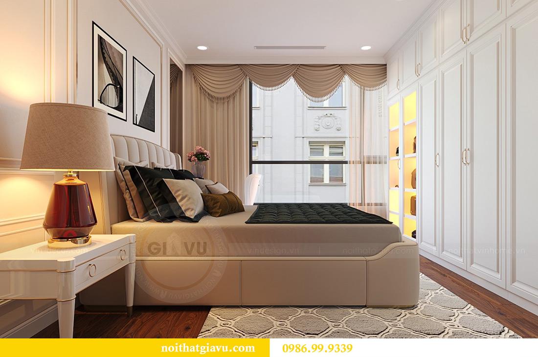 Thiết kế nội thất căn hộ Vinhomes Green Bay Mễ Trì sang trọng, đẳng cấp 10